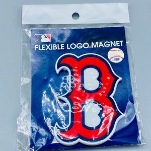 Boston Red Sox Logo Magnet Decal